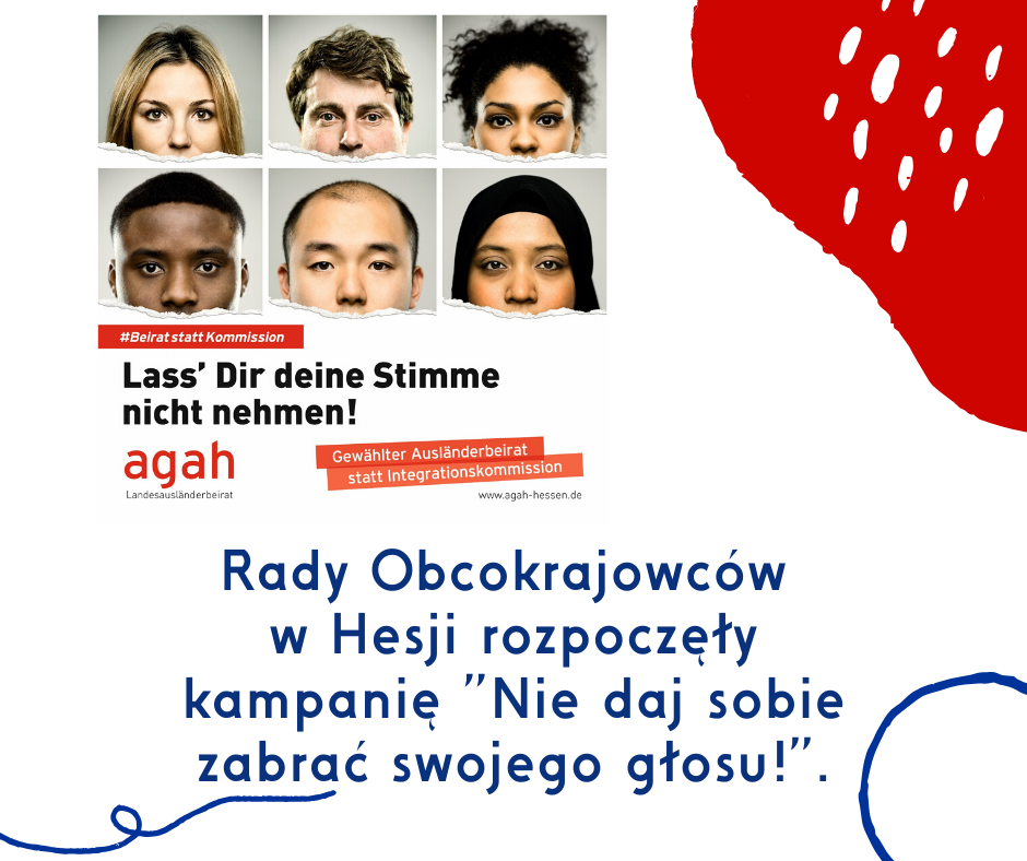 Kampania Rad Obcokrajowców z Hesji agah
