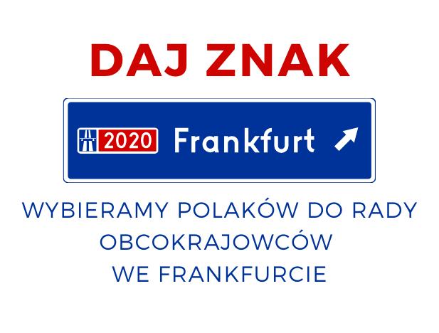 Daj Znak Frankfurt