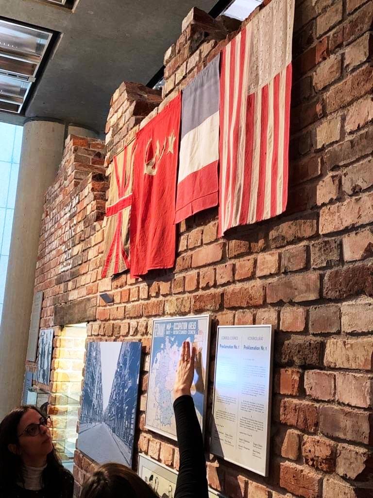 Daj Znak w Haus der Geschichte w Bonn