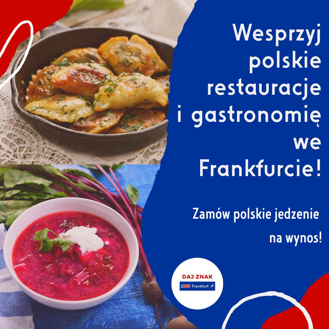 Polskie restauracje i polska gastronomia_Frankfurt
