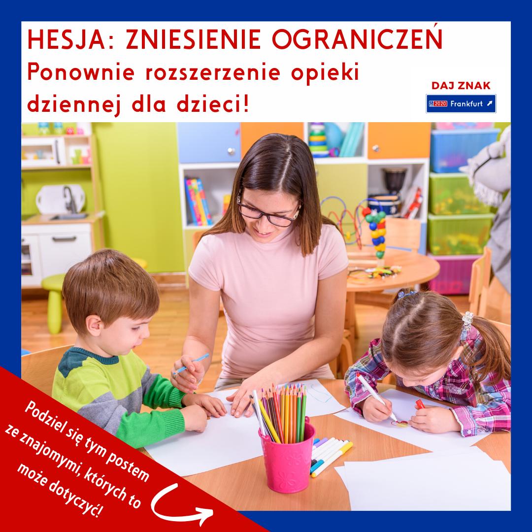 Hesja_ponownie rozszerzenie opieki dziennej dla dzieci