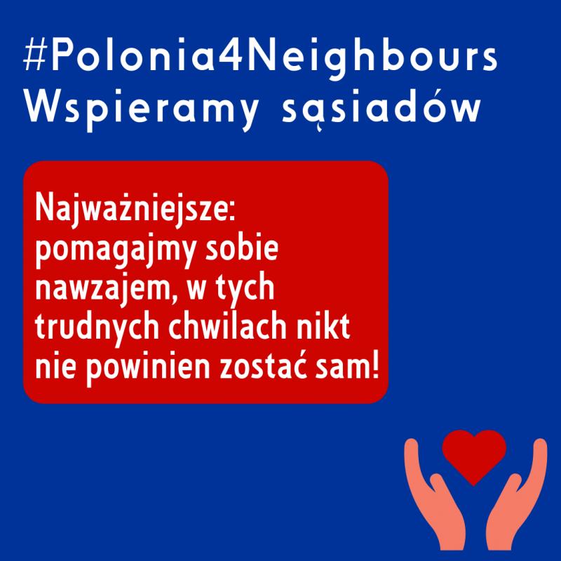 Polonia4Neighbours_Pomoc sąsiedzka