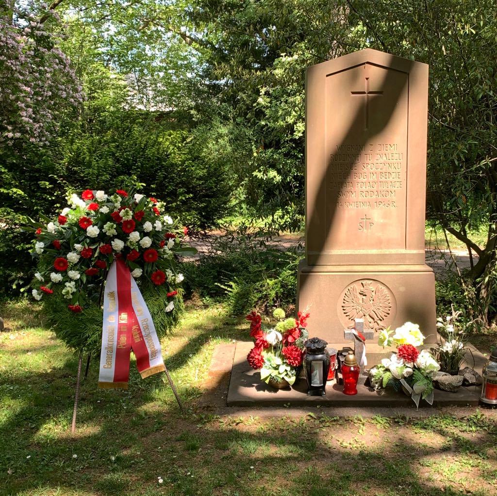 Polskie ślady II wojny światowej we Frankfurcie_Cmentarz Główny