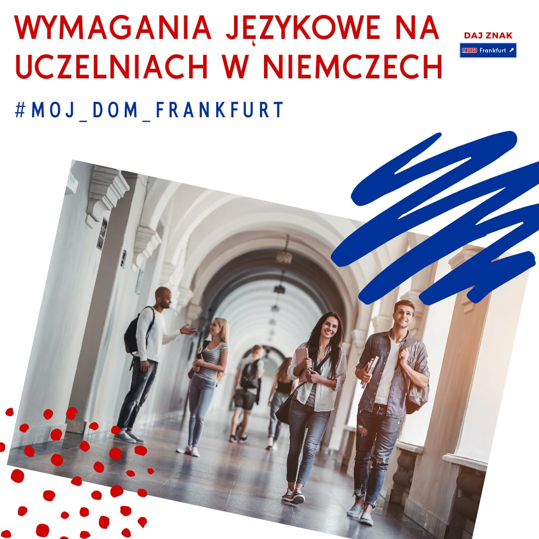 Studia we Frankfurcie_Wymagania językowe