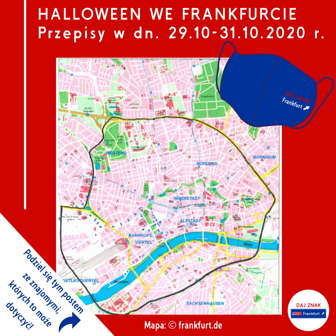 Halloween we Frankfurcie