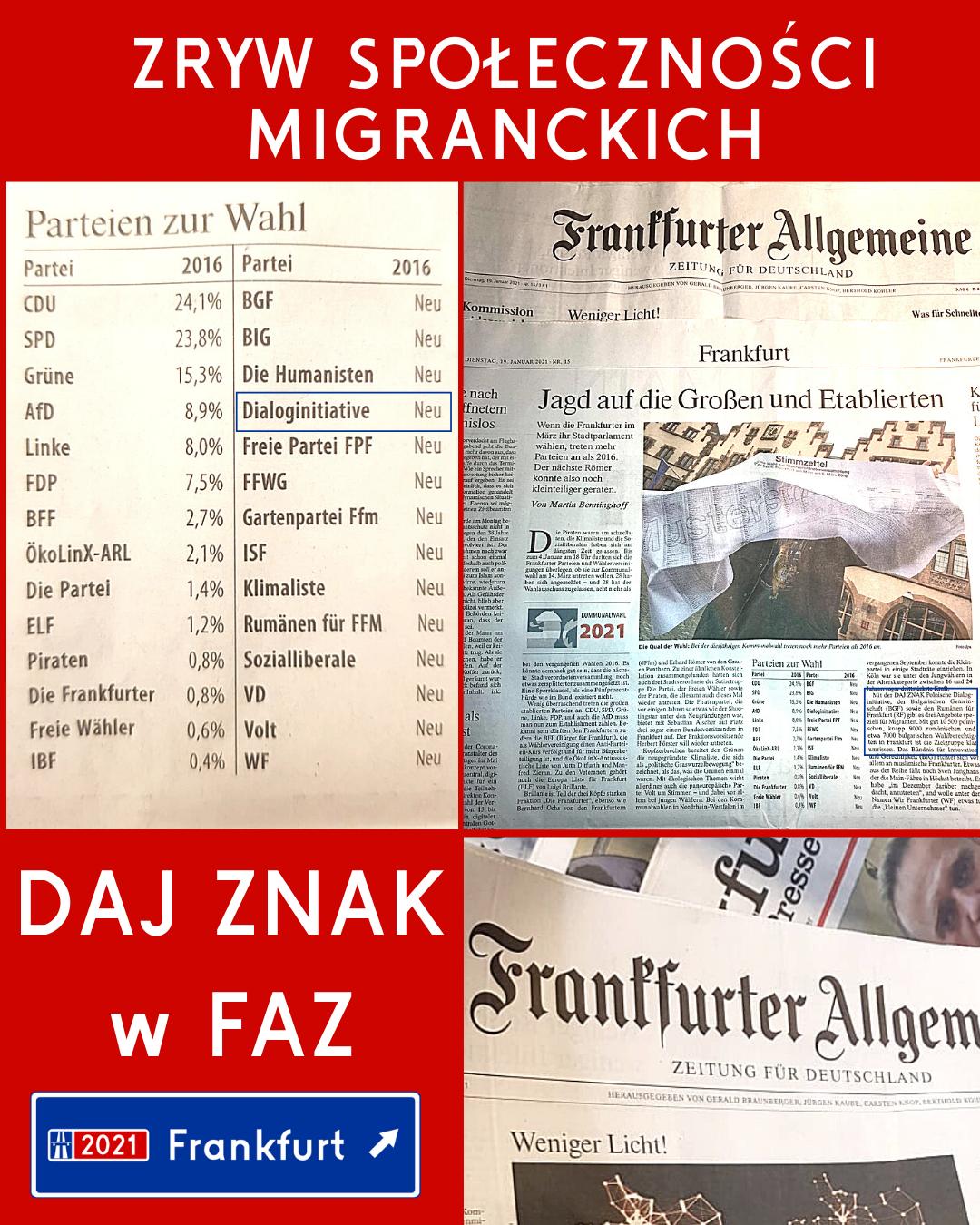 Zryw społeczności migranckich