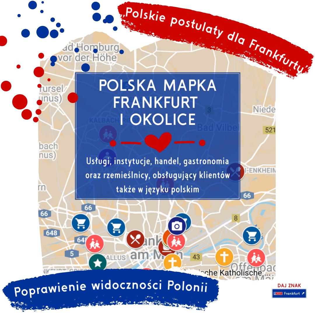 Poprawienie widoczności Polonii