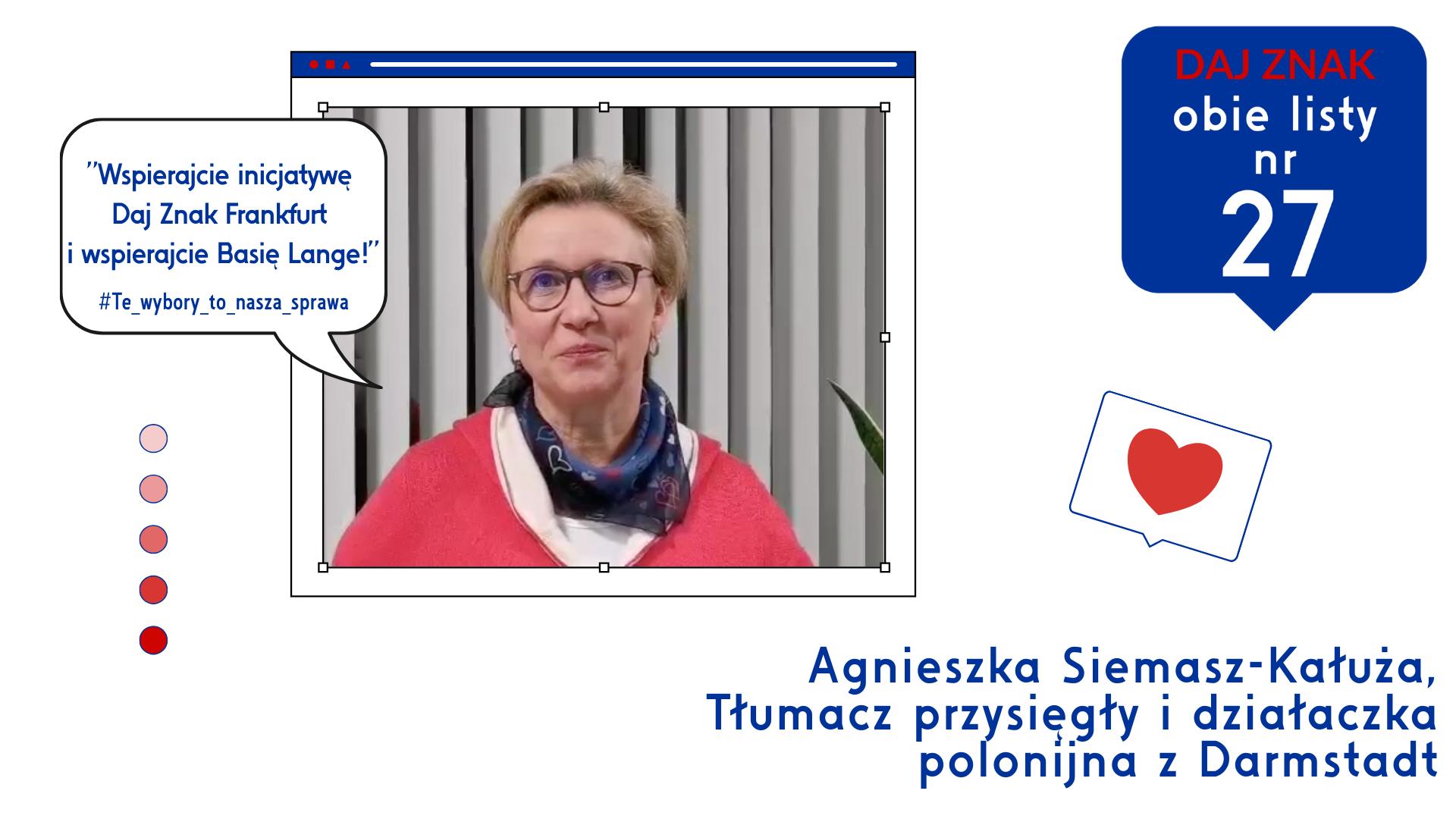 Agnieszka Siemasz-Kaluza Darmstadt