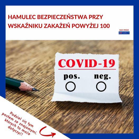 Notbremse Frankfurt Covid-19