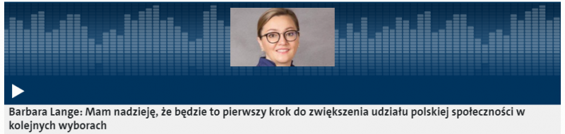 Wywiad Radio Cosmo 22.03
